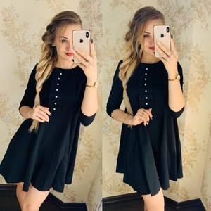 Платье короткое нарядное Я4397