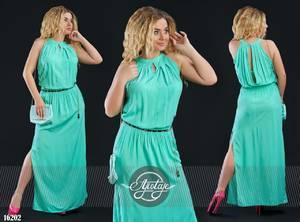 Платье длинное летнее Я5021