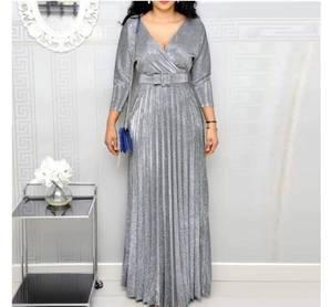 Платье длинное нарядное А17164