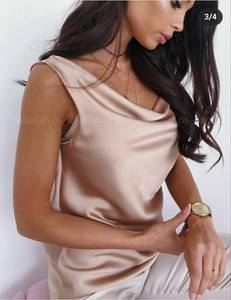 Блуза без рукавов А27311