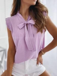 Блуза без рукавов А30158