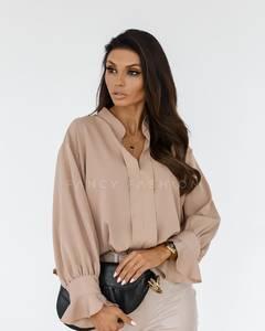 Блуза с длинным рукавом А30610