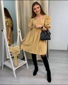 Платье короткое нарядное А31303