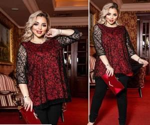 Блуза нарядная А37776