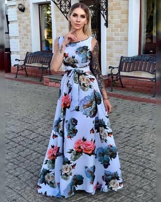 Платье длинное Ч2523