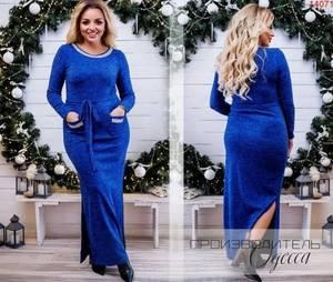 Платье длинное нарядное Ч7417