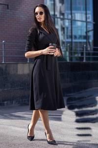 Платье короткое элегантное Ч8905