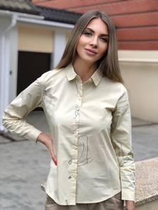 Рубашка с длинным рукавом Ш0793