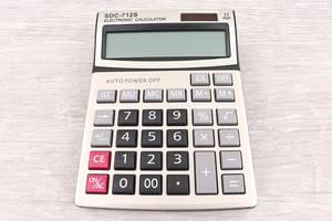 Калькулятор Ш2580