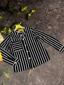 Рубашка в полоску А03891