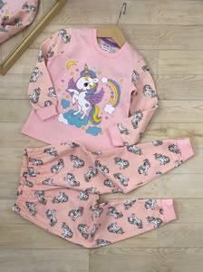 Пижама на флисе А13538
