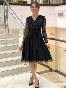 Платье короткое современное Ю2026