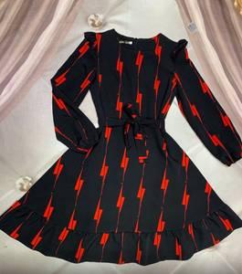 Платье короткое современное Ю2088
