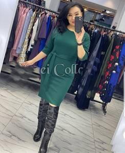 Платье короткое современное Ю2284