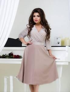 Платье короткое нарядное Ю2679
