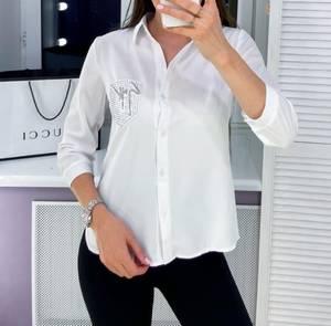 Блуза для офиса Ю3143