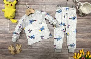 Пижама на флисе Ш0370