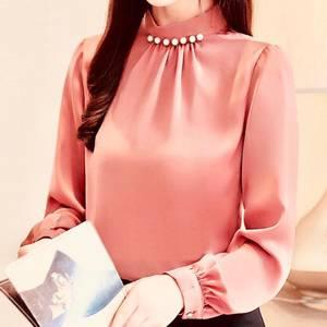 Блуза для офиса Ю7655