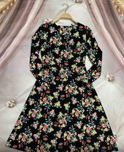 Платье короткое современное Ю2105