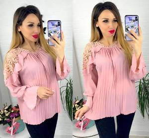 Блуза с длинным рукавом Я6810