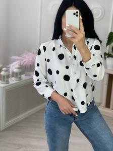 Блуза с длинным рукавом А29427
