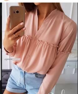 Рубашка с длинным рукавом Ш0967
