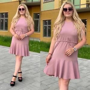 Платье короткое летнее Ш9798