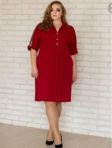 Платье короткое летнее А00592