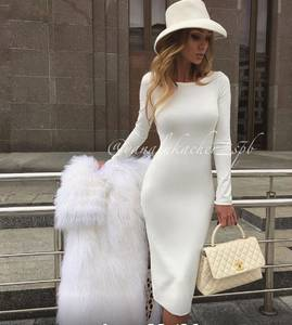 Платье короткое облегающее Ю2107