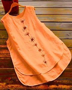 Блуза без рукавов А34485