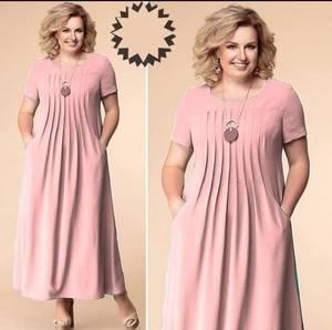 Платье длинное нарядное А50898