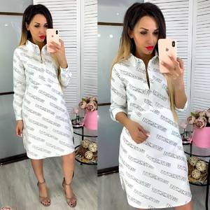 Платье короткое нарядное Ц7226