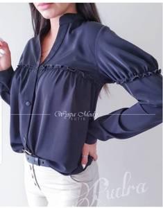 Рубашка с длинным рукавом Ш0969