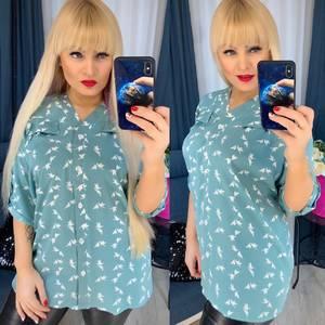 Блуза офисная Я5130