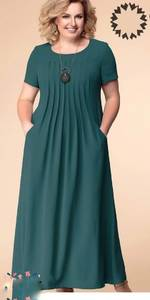 Платье длинное нарядное А50899