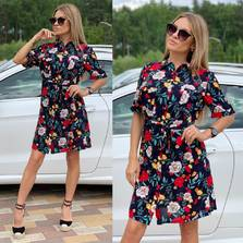 Платье Ц8416