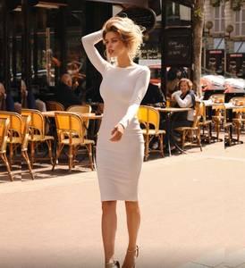 Платье короткое современное Ю2109