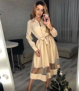 Платье короткое нарядное Ю3528