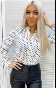 Рубашка с длинным рукавом Я1437
