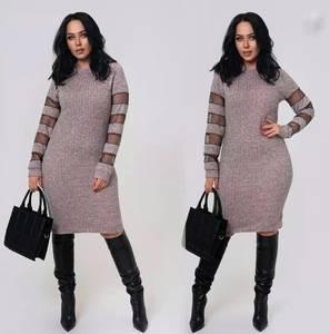 Платье короткое современное А57108