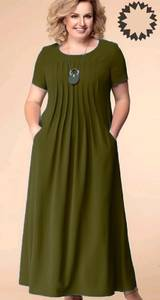 Платье длинное нарядное А50901