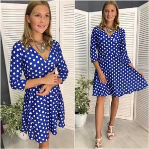 Платье короткое современное Ш1745