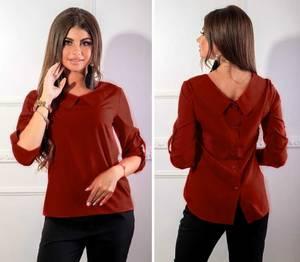 Блуза с коротким рукавом Я1779
