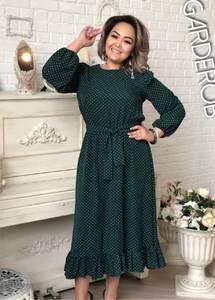 Платье длинное нарядное Я2012