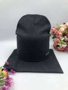 Шапка и шарф Хомут А08090