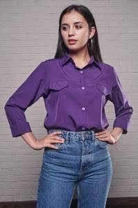 Рубашка с длинным рукавом Ч9613
