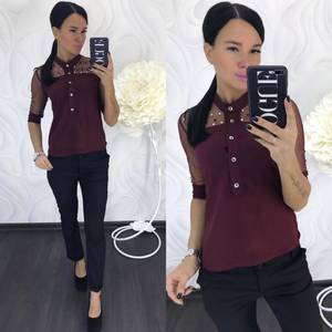 Блуза летняя Ш2806