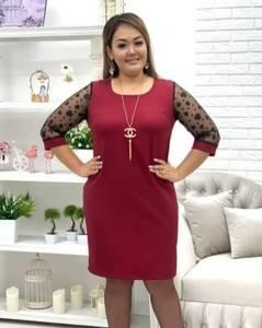 Платье короткое нарядное Я8554