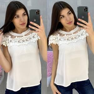 Блуза летняя А07673