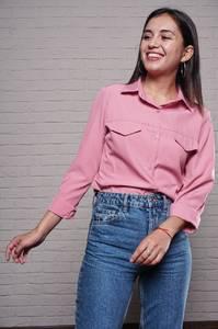 Рубашка с длинным рукавом Ч9614